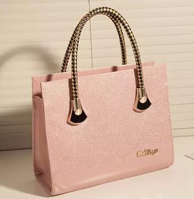 2015 new hot fashion simple handbag shoulder bag diagonal package small square package free shipping(China (Mainland))