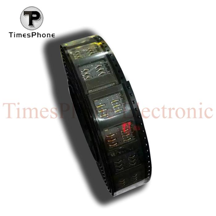 10pcs/lot Free Shipping Original New SIM Card Reader Holder Tray Socket For Lenovo K910