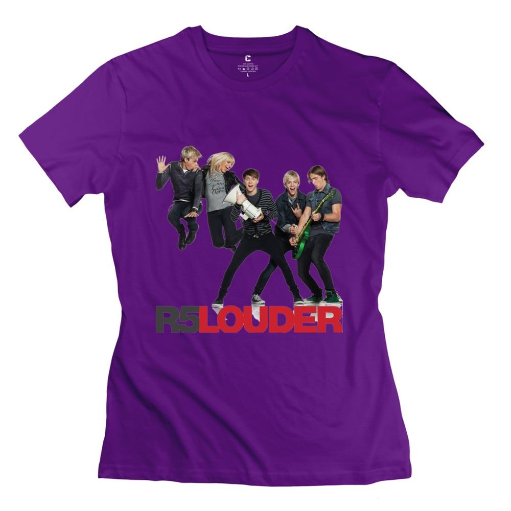 Женская футболка QING R5 t girlfriendEmotion t QING_3522553 xuan qing