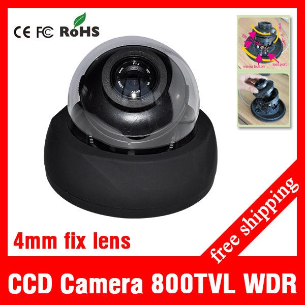 "OSD WDR Defog Ezoom Privacy Sony CCD Effio-V super HAD Dome CCTV Camera 960H HD CCD Camera 1/3"" 800tvl video security camera(China (Mainland))"