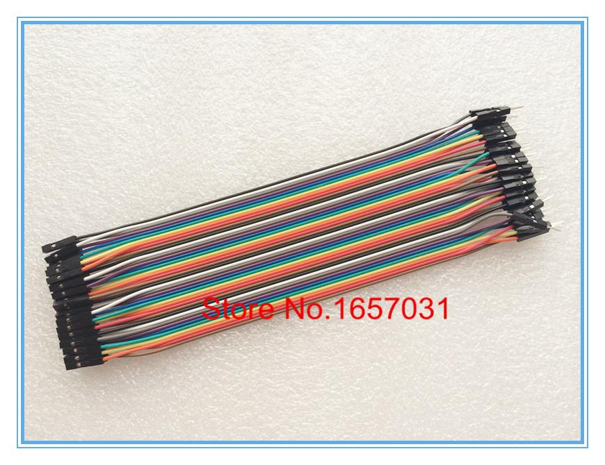 Электропровод XY 40pcs Dupont