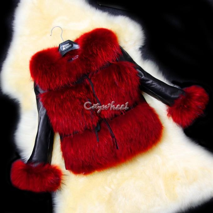 Manteau de fourrure de castor acheter 1