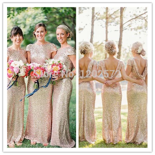 Платье для подружки невесты Brand New Vestidos A203