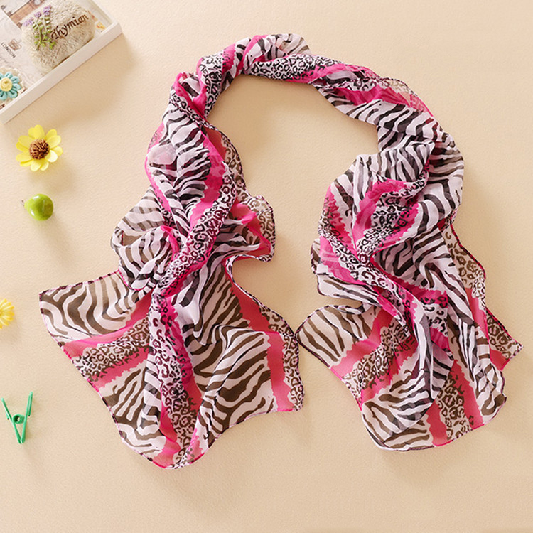 Mix Beauty Color Style Girls Womens Scarfs Fashionable Ladies Large Silk Long Soft Neck Summer Scarf Wrap Scarves And Shawl(China (Mainland))