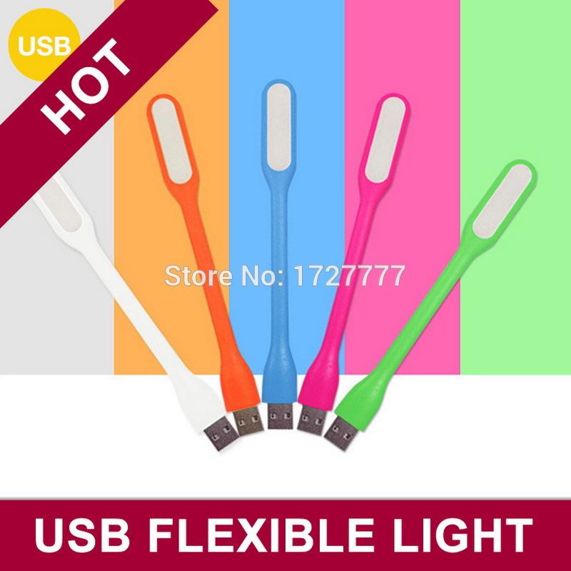USB LED Night Light Xiaomi USB Light Xiaomi LED Night Lamp Power bank/comupter portable book desk novelty light(China (Mainland))