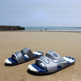 2015 Summer explosion models Yao Li Hai shark summer men and women home slippers Massage bathing beach sandals and slippers eva(China (Mainland))