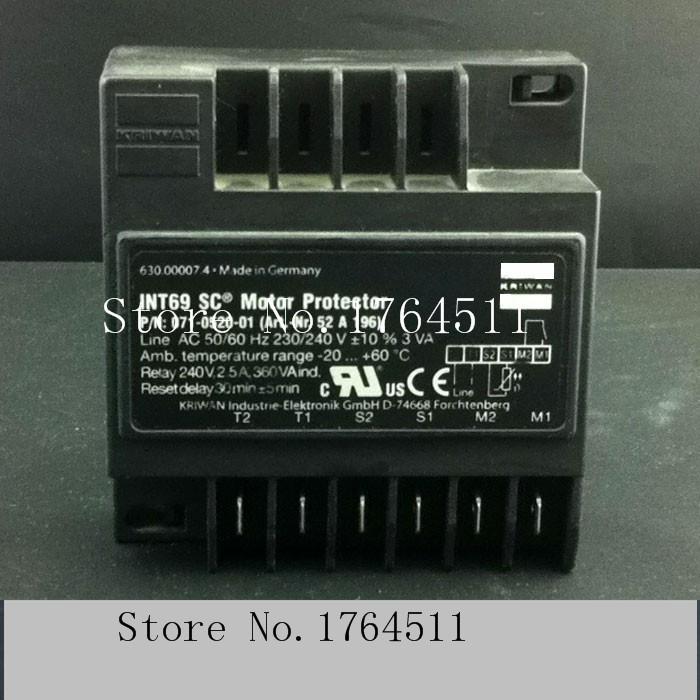 [BELLA] Corey German text KRIWAN INT69SC compressor motor motor protection [China distributor](China (Mainland))