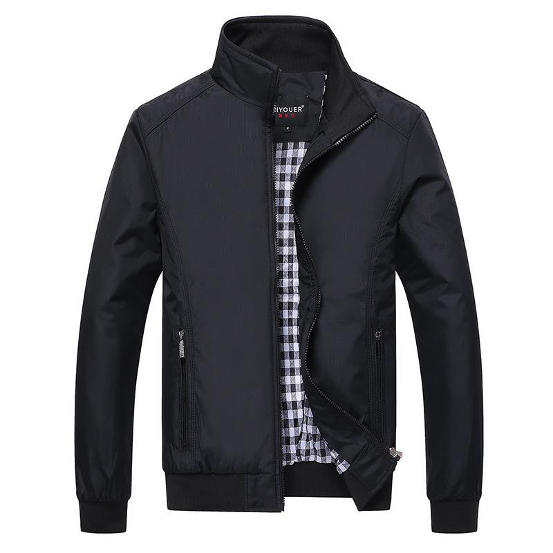 Mode Jassen Lente 2015 : Nieuwe lente mode jassen mannen merk stijlvolle
