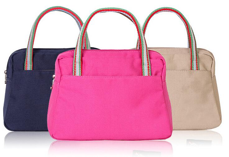 Promotion canvas tote bag high quality handbag 12oz casual shoulder bag blank canvas tote bag(China (Mainland))