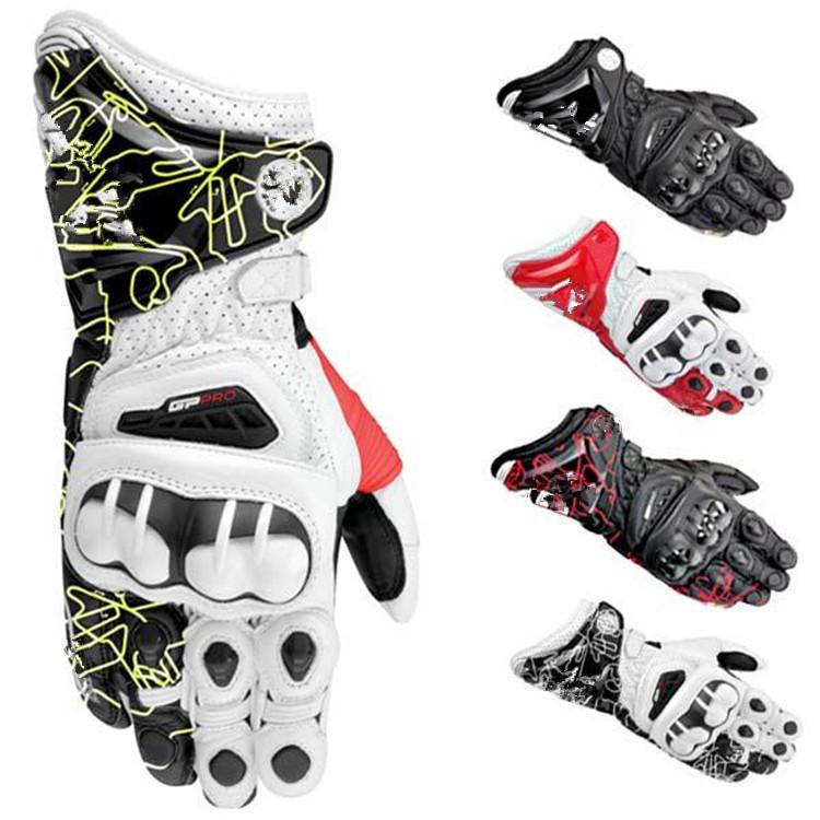Motorcycle Moto Glove 2014 GP PRO Motorcycle Gloves Motorbike Leather Luvas Motocross Racing Gloves(China (Mainland))