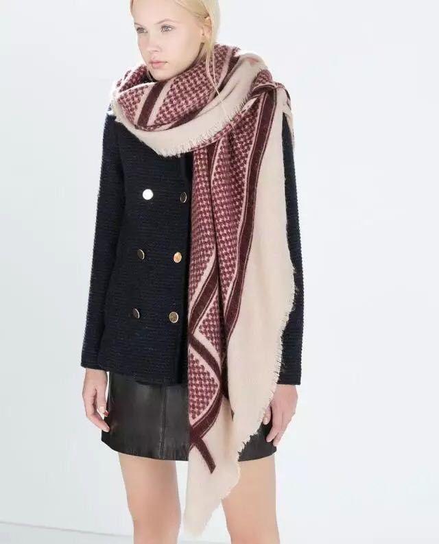 Cashmere Blanket Scarf Cashmere Blanket Scarves