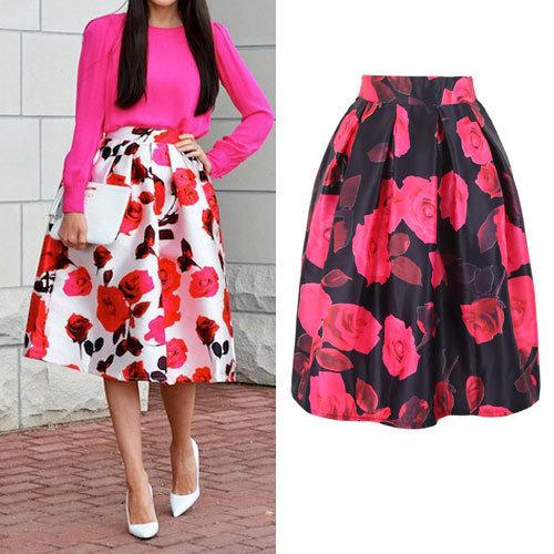 Женская юбка Women skirts 2015 XXL