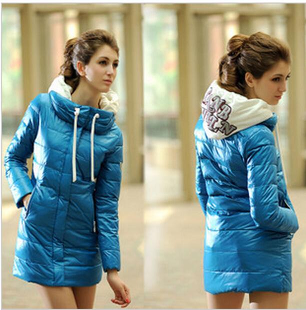 Женские пуховики, Куртки QX R01 женские куртки