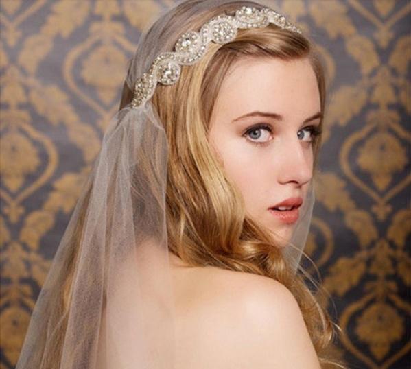 Crystal Bridal Hairbands Hair accessory Women Wedding Headband YN002 Wedding Accessory Bridal Jewelry DIY accessory