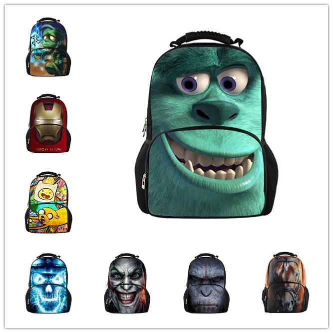 Школьный рюкзак KISS FOR YOU 3D LOL CYW0414