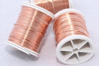 18 Gauge Copper Artistic Wire - Non Tarnish Copper Wire - Craft Wrapping Wire - 17 Feet - Bulk