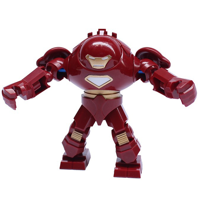 2015 Super Heroes Building Blocks The Avengers IrON MAN HULKBUSTER Action Figures Minifigures toys Christmas Gifts(China (Mainland))