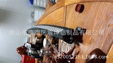 Arc lights LED work lights, LED high curved strip light waterproof shell, waterproof seal around(China (Mainland))