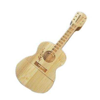 100% Real Capacity Unique Wooden Guitar Usb Flash Drive 64GB 512GB 1TB Memory Stick/Pendrive/Gift Pen Drive 32GB 128GB USB Stick(China (Mainland))
