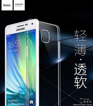 Для A7 носо тонкий серии ультра тонкий тпу кристалл ясно назад крышку корпуса чехол крышка мешок мобильного телефона для Samsung Galaxy A7