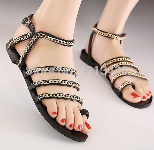 Женские сандалии 34/40 2015 flipflop CHL-hmA136-6 женские сандалии 2015 40