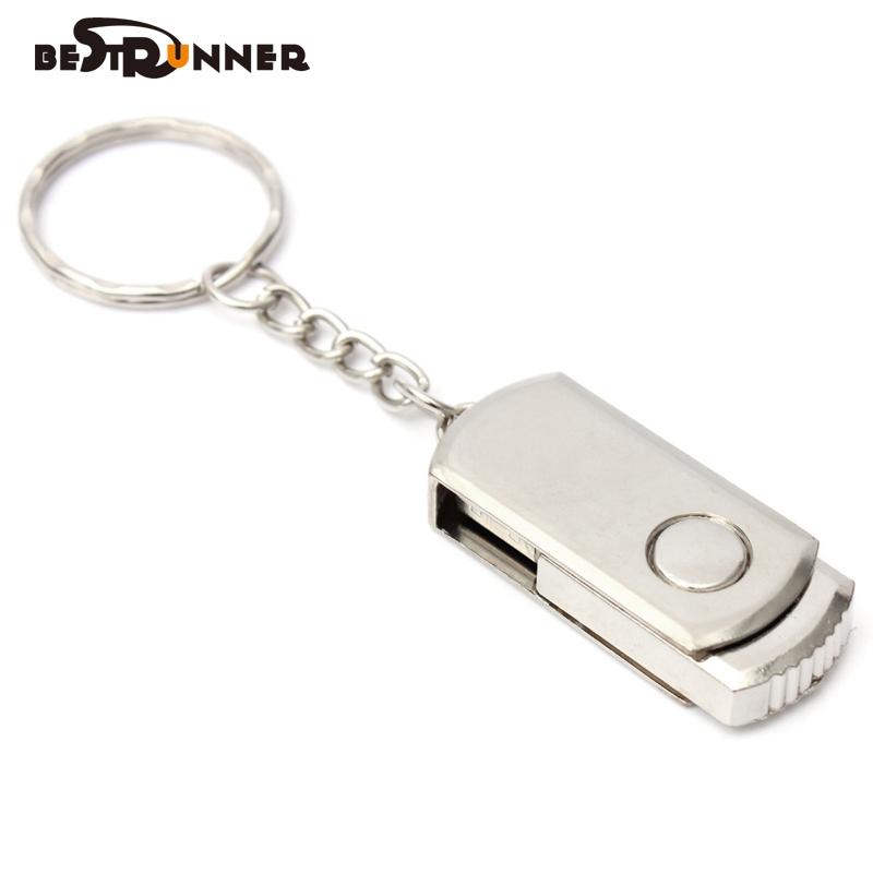 Bestrunner USB Flash Drive USB 2 0 Key Chain Pen Drive 1GB 2GB 4GB 8GB 16GB