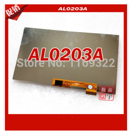 New 7 inch window N70 3g LCD screens AL0203A(China (Mainland))