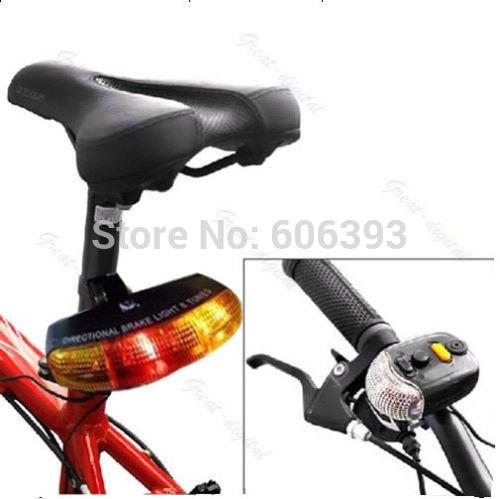Повороты на велосипед своими руками