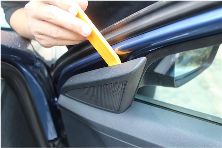 Auto Car Radio Panel Door Clip Panel Trim Dash Audio Removal Installer Pry Repair Tool set