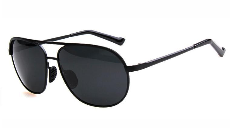 2015 News eyewear oculos de sol Fashion Men's polaroid Polarized Aviator Sunglasses outdoor alloy Glasses Driving eyewear j1303(China (Mainland))