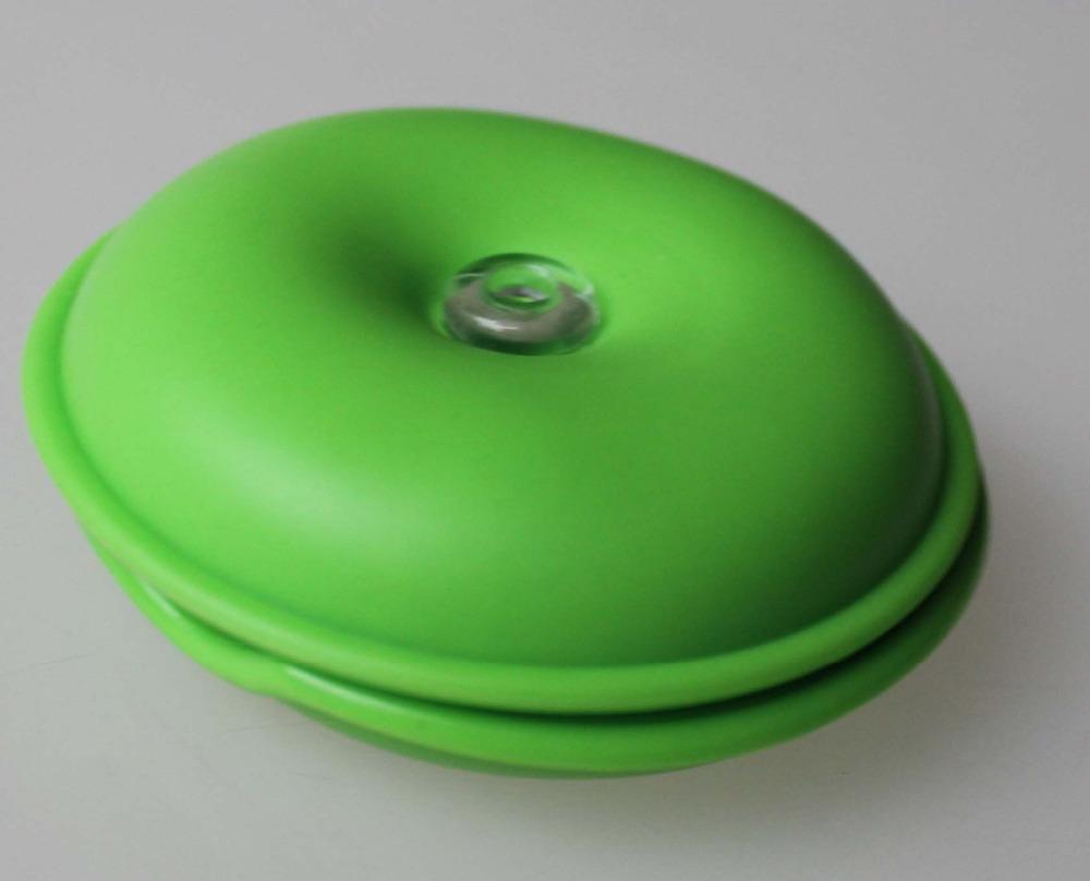 Medium Size Turtle Hub Wire Thread Storage Cable Winder Organizer Consumer Electronics Accessory Green 1set