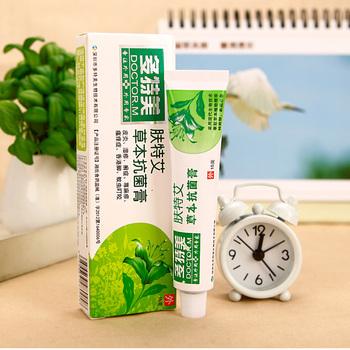 Доктор. M травяной антибактериальные кожный зуд кремы псориаза аллергии кожи дерматит ...