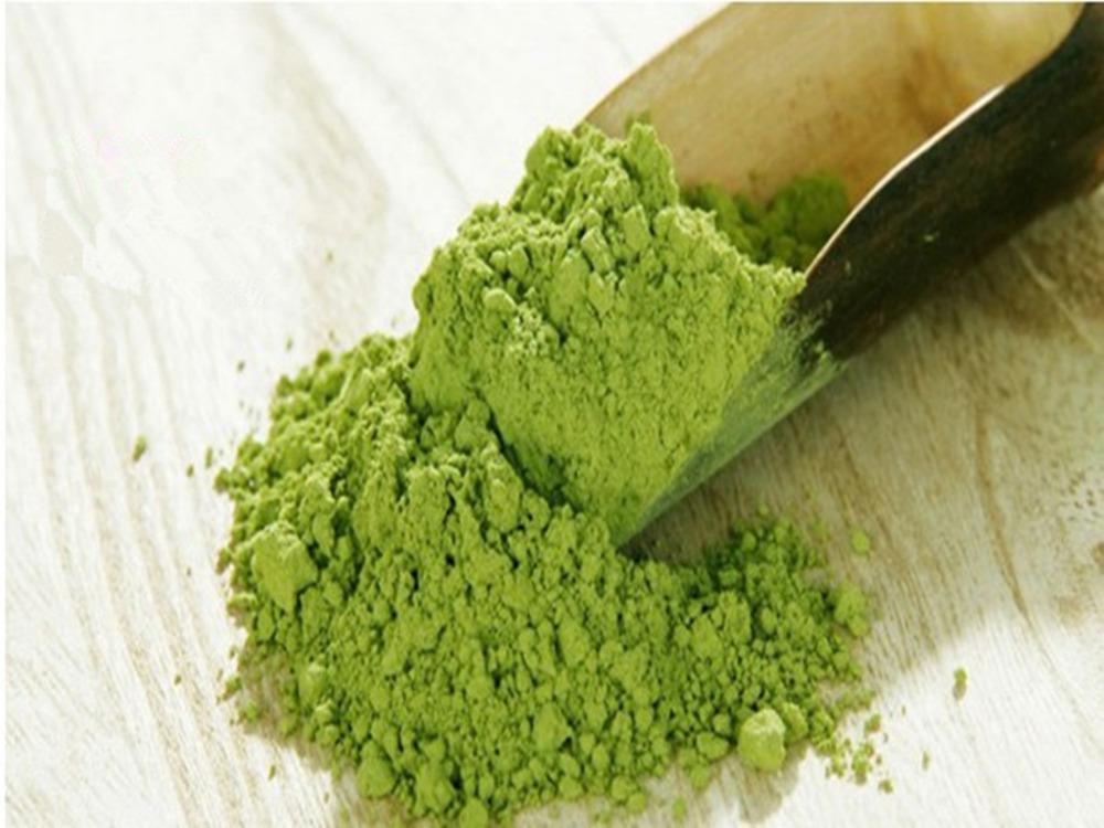 Гаджет  1PC 80g 100% Natural Organic Matcha Green Tea Powder Pure Premium Healthy Drink Mask G133-C None Еда