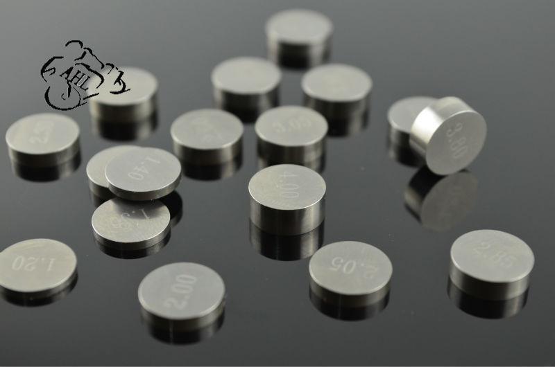 Complete Valve Shim Kit For HONDA CBR600F3 CBR600 CBR 600 600F3 Motorcycle Engine Part Adjustable Valve