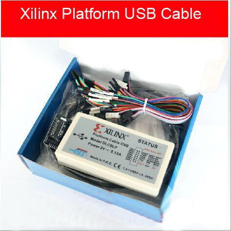 Xilinx платформа кабель usb,