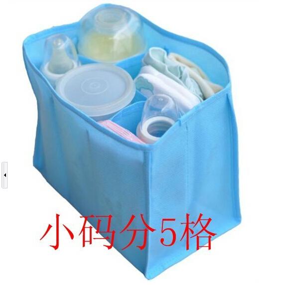 Мать сумка внутренний хранения пеленки мешок пеленки младенца semiportable