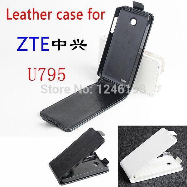 Высокое качество оригинальный U795 покрова делюкс флип PU кожаный чехол для ZTE U795 мобильный телефон сумка защитной оболочки запчасти для мобильных телефонов zte u795 u795
