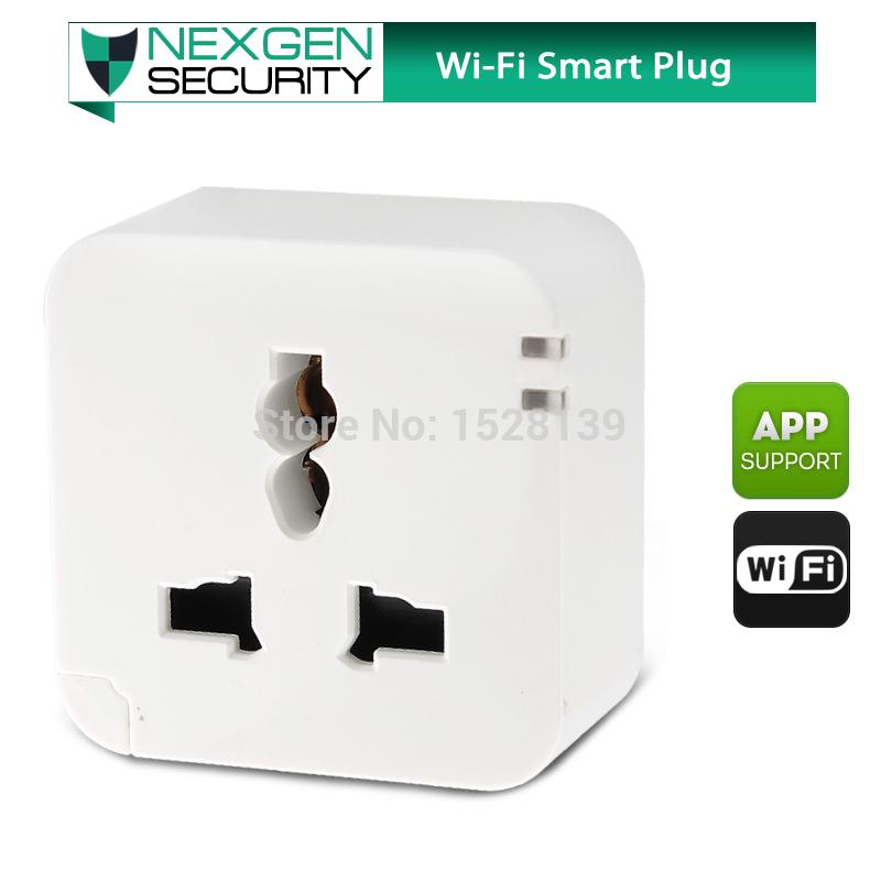 Home Control System KanKun KK-SP3 Wireless Wi-Fi Smart Plug App For Android+ iOS, US/AC90-265V(China (Mainland))