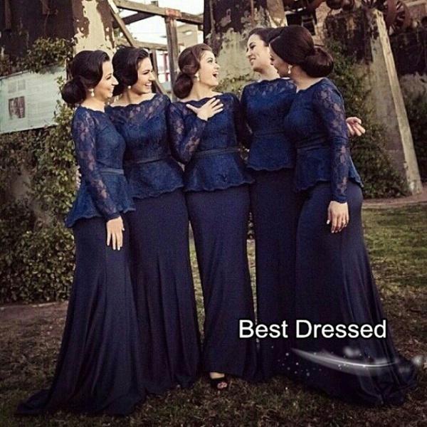 Платье для подружки невесты Bridesmaid dressses Scoop WeddingTaffta
