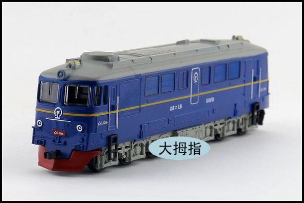 Acousto-optic nostalgic version Dongfeng 1518 locomotive internal combustion engine alloy back to train model toys 10piec(China (Mainland))