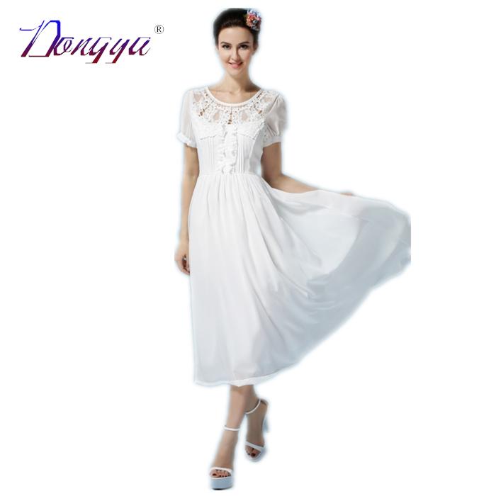 Женское платье Dongya 2015 Elbise Vestido 58085 женское платье dongya 2015 vestido longue 58090