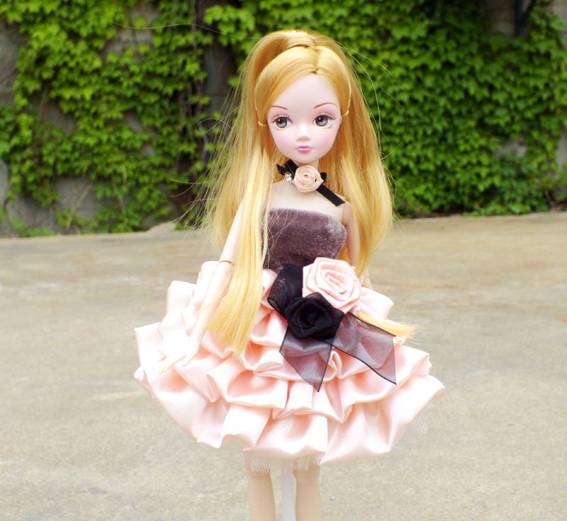Doll Cake Price Cake Skirt Elf Kurhn Doll