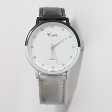 Sra. Diamond Ladies Watch relojes de marca srta. Shi Ying reloj una mesa con dos colores moda casual