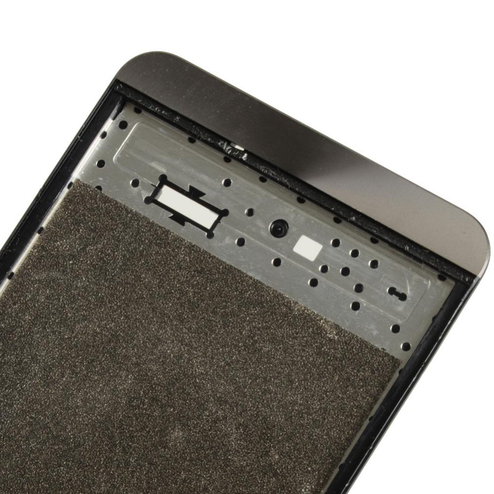 Корпус металл рама перед шатона крышка для ASUS ZenFone 5 A501 A500 VA070 P