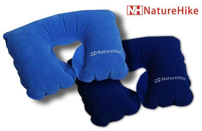 Wholesale 10pcs/lot Inflatable Pillow Travel Neck pillow Camping