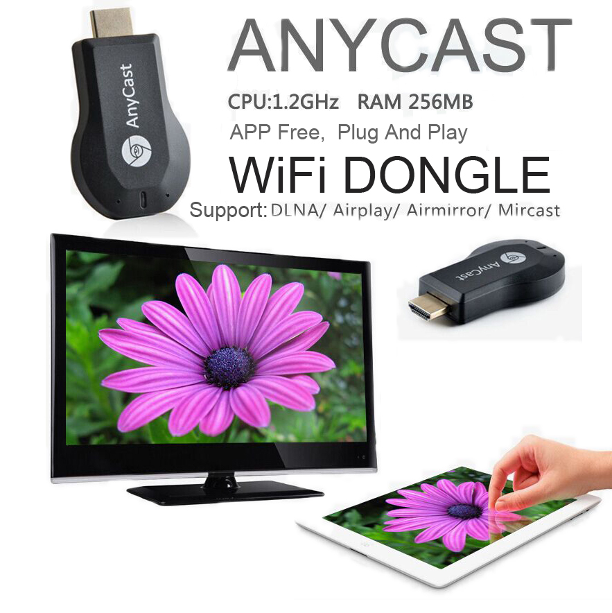 TV Stick Dlna airplay dongle WiFi 2 OTA Miracast DLNA Dongle HDMI 720 /1080P iOS Andriod Windows 8.1 HDWL0019 hdmi 1080p anycast tv stick miracast airplay dlna dongle smart wifi display chromecast for iphone 5 6 ios andriod windows 8 1