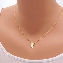 Aliexpress Brand Gold Silver Koala Necklace Jewlery Australian Koala Bear Necklace Women Fine Jewelry Sale necklace