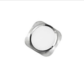 """10 pcs / a lot New Silver Home Menu Button Replacement Part Repair for iPhone 6 4.7"""" 5.5"""" wholesale(China (Mainland))"""