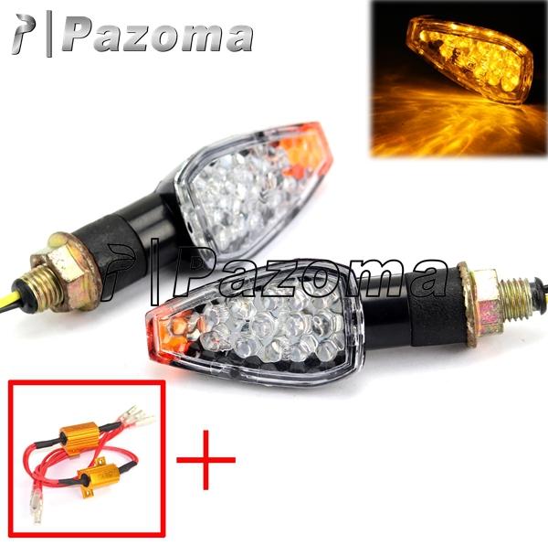Мигалки для мотоциклов PAZOMA ,