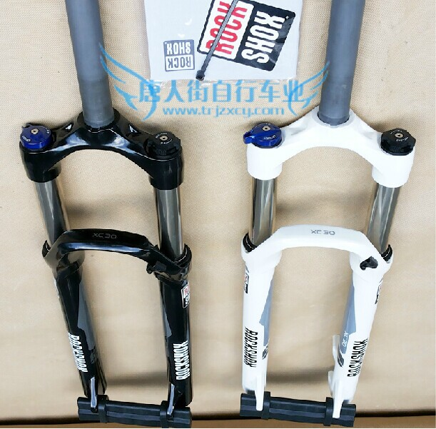 """RockShox XC30 Bicycle fork suspension Moutain Bike Forks 100mm Travel for 26"""" MTB's RIm/Disc Brakes(China (Mainland))"""